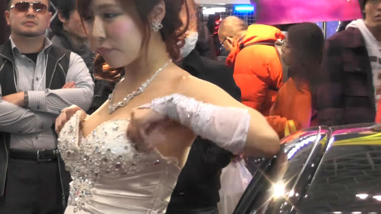美人コンパニオン&キャンギャル オートサロン2014
