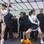 Cheerleading チア ⚾️ 明治大学応援団 バトン・チアリーディング部 JESTERS 2017 チャ