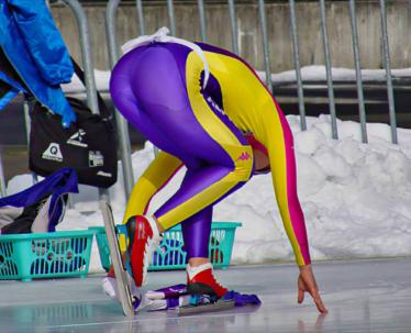 スピードスケートVol.6