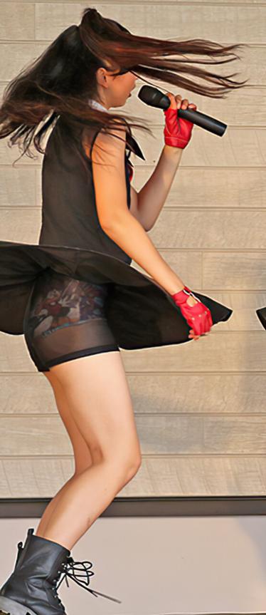 【オリジナル撮影285枚】ほとんどパンモロ アンスコが薄すぎて生パン透け透け アイドル風 写真集01