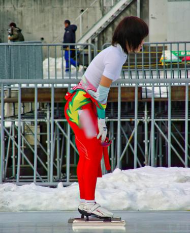 スピードスケートVol.7