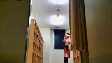 Jの部室着替え盗撮