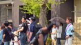 神武祭 参道パレード『バトン・マーチング』