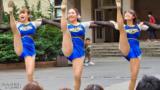 【4Kチア】早稲田大学チアダンスサークルMYNX ②【Japanese Cheerleaders】