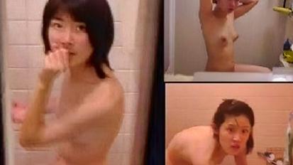 【バレまくり】素人風呂(50分)