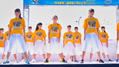 第1部 幸高校ダンス部 Sound`sさん かわさき舞祭2018