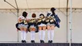 穂の国娘。ぐるめいど隊 2019.7.15 豊橋みなとフェスティバル2019