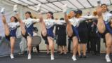 Cheerleading チア ⚾️ 明治大学応援団 バトン・チアリーディング部 JESTERS 2017 DIAMONDS PRINCESS PRINCESS 🏉