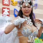 【4K】花小金井サンバフェスティバル 2017 07 16 Hanakoganei Samba Festival (1) ブ