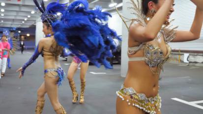Samba サンバ 🇧🇷 東京外国語大学ブラジル研究会2017 🇯🇵