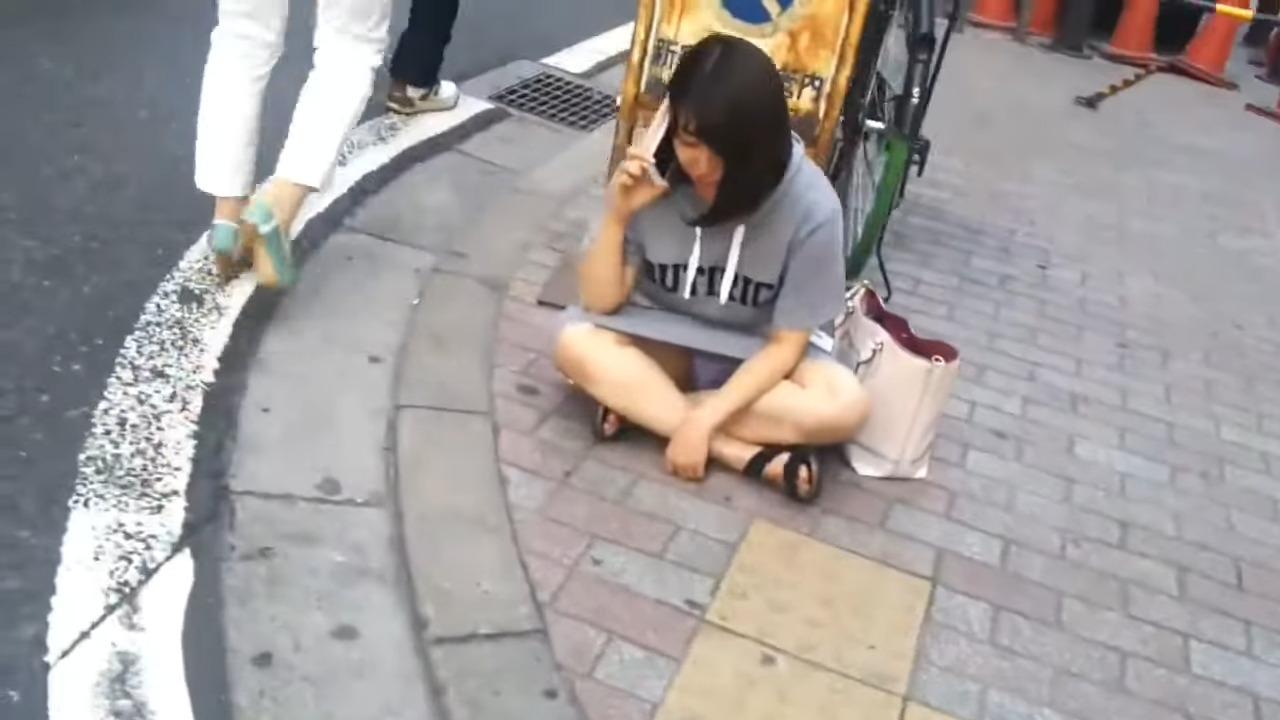 ホス狂いの歌舞伎町女