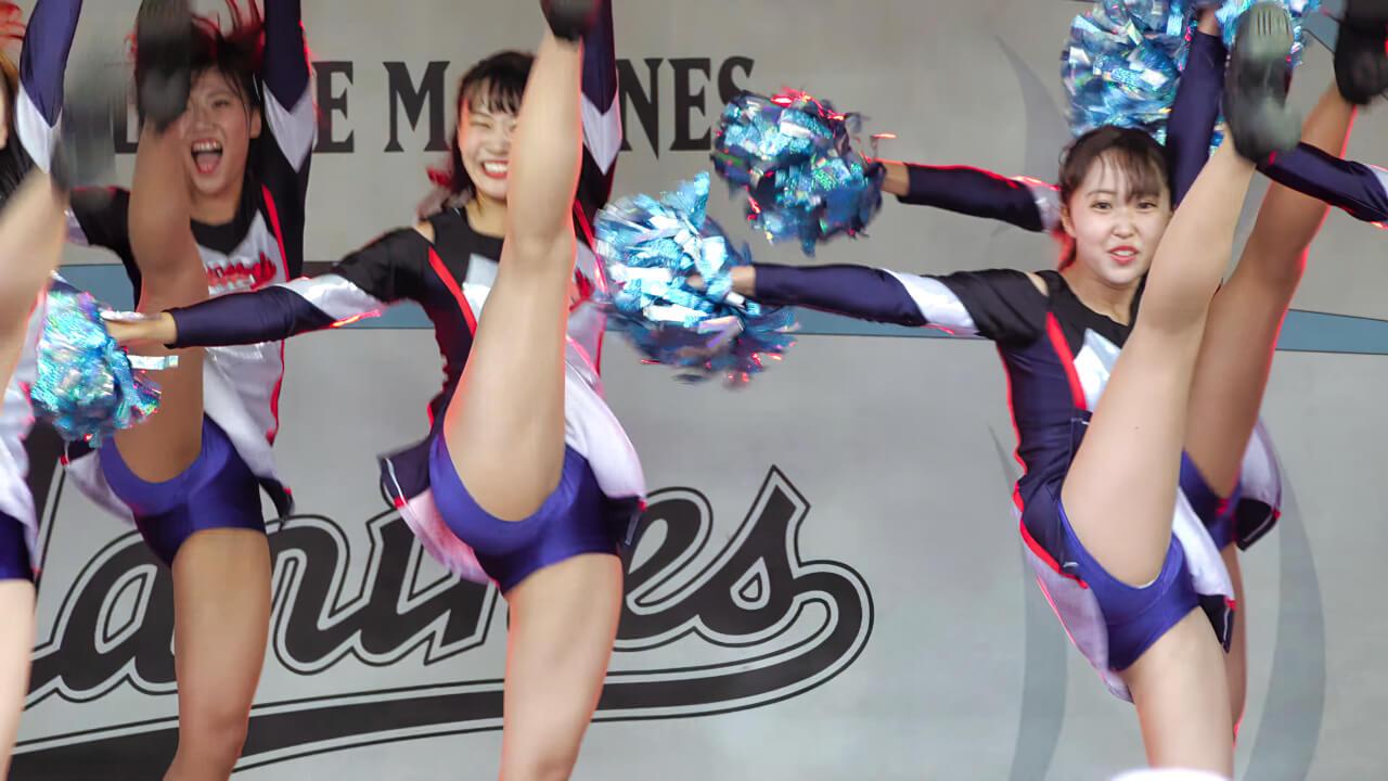 【千葉商科大学】チアダンスチーム☆glitter's(グリッターズ)