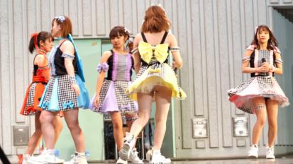 デビューお披露目!【4K/α7ⅲ】Tierna/てぃえるな(Japanese idol group)idol campus/アイドルキャンパス at 上野水上音楽堂 2020年10月6日(火)