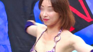 なにわガールズ216女子大生ベリーダンス乳首編