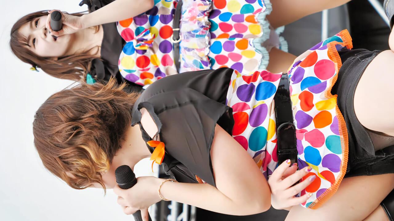 4K PANIC POP PARTY expo痛車天国2020 japan idol
