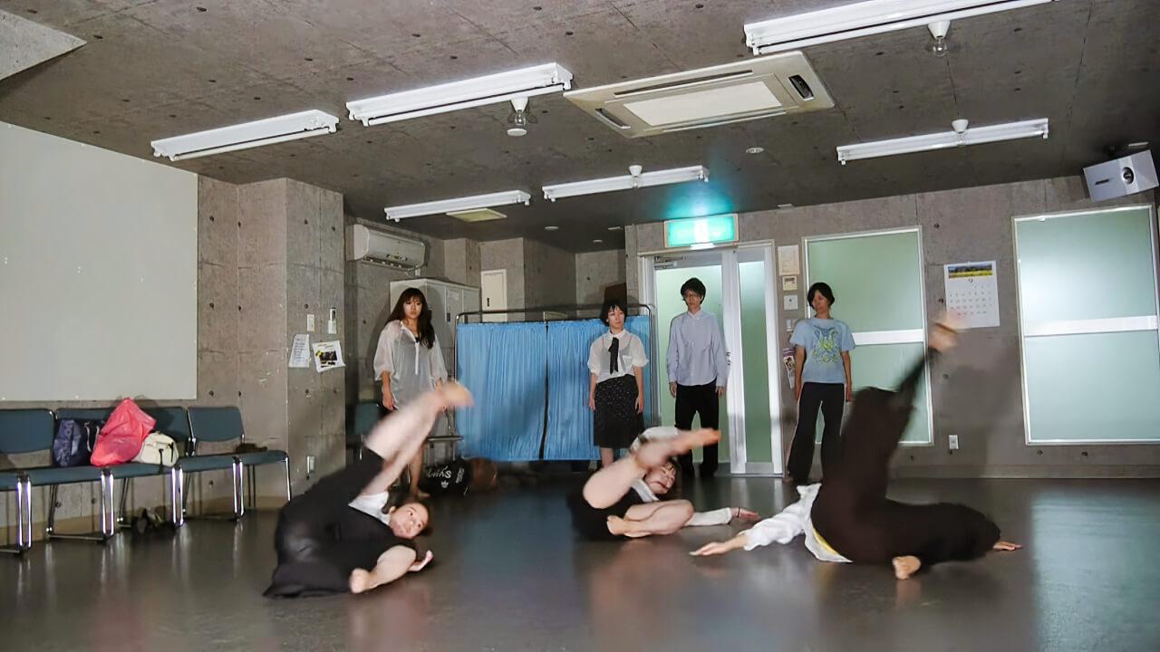 キセキ 復活神楽リハーサル 2011 09 22