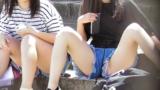 ショーパン女子のチラ見せ動画~Pcolle高画質Ver~