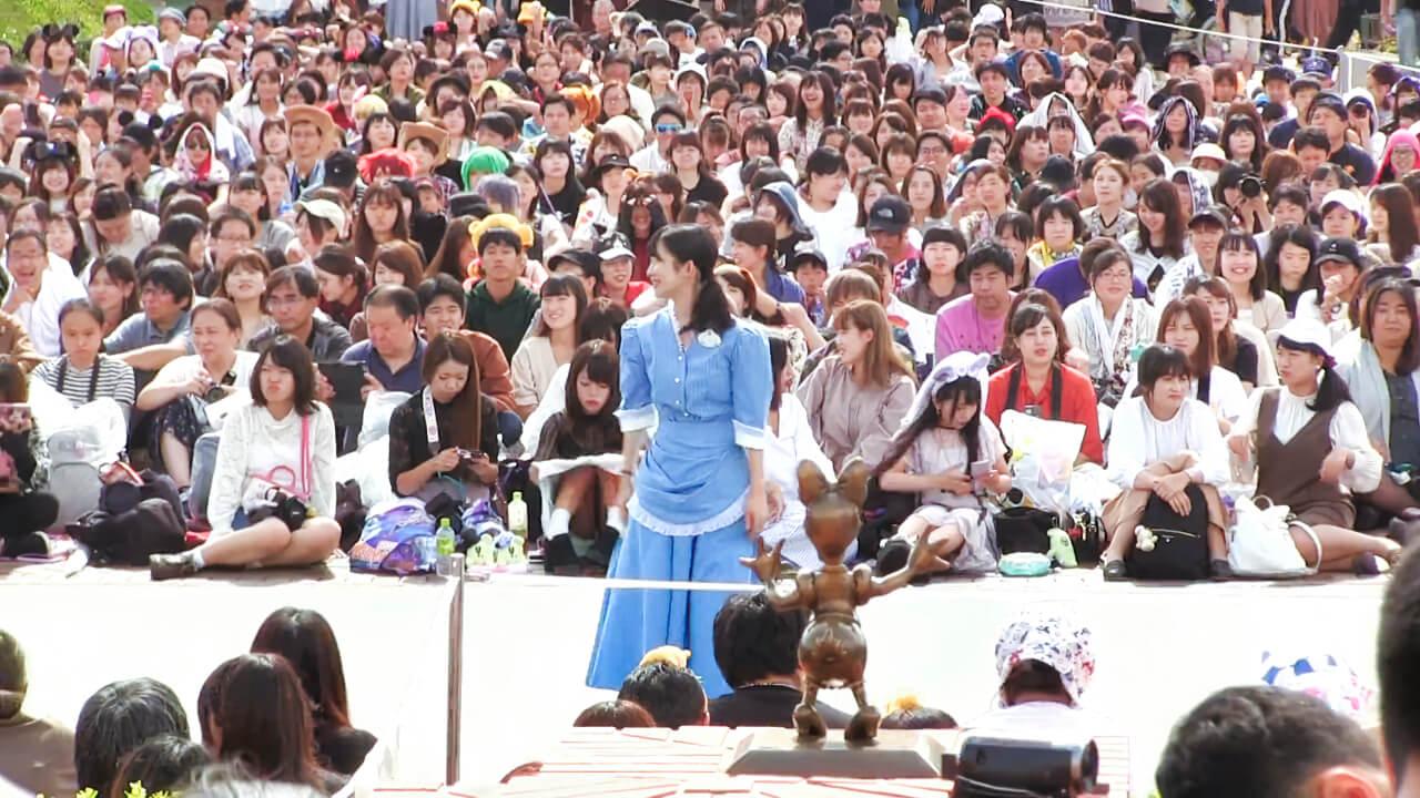 """2019.09.29劇カワ!スプーキー""""Boo!""""パレードダンスレクチャー"""