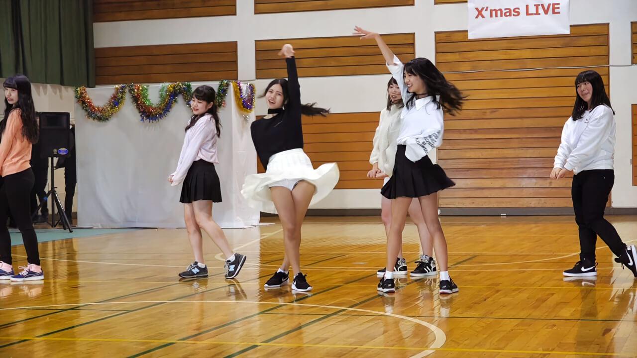 練馬高校 ダンス部 - TT