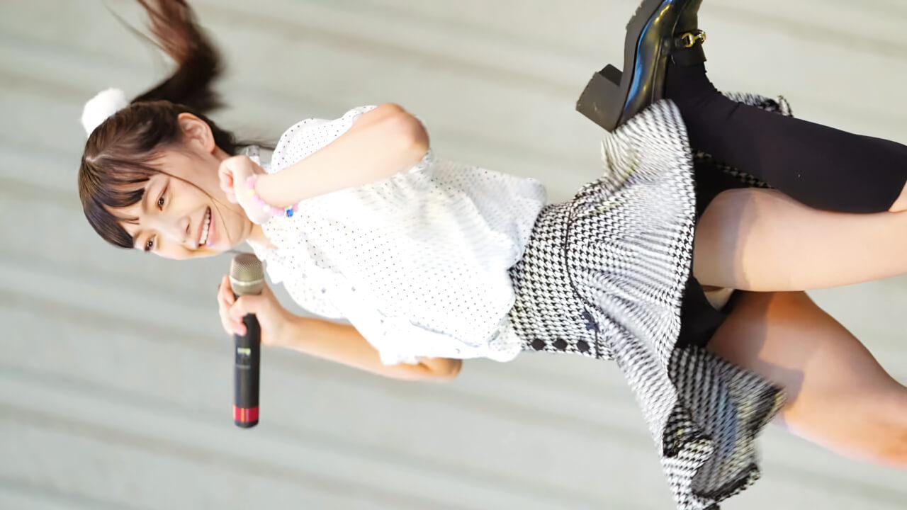【4K/60P/a7SⅢ】松山あおい idol campus vol.279~上野公園水上音楽堂 2021/09/07
