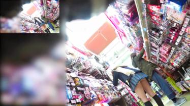 【制服JK】さかさんぽ No.001 現役のエロ過ぎるお尻丸見え【顔出し】