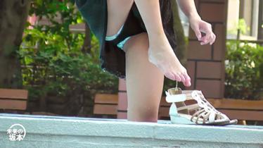 モデル体型 美少女の水浴び リマスター