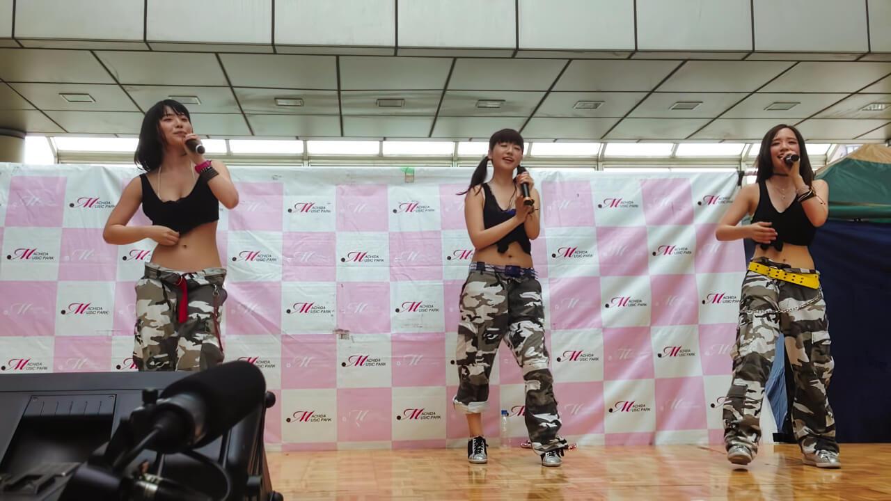【Poplip 1】@2013-8-3 町田ターミナルプラザ